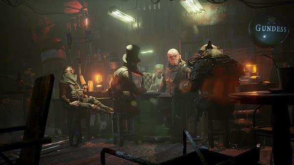 Here's 20 Minutes of Mutant Year Zero Gameplay