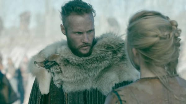 'Vikings' Season 5b Featurette Teases Torvi and Ubbe's Future