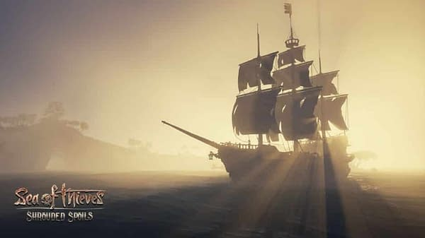 Sea of Thieves Receives a New Free Update with Shrouded Spoils