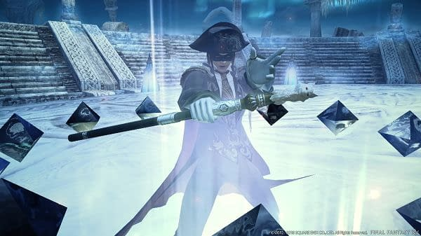 Blue Mage will Hit Final Fantasy XIV Ahead of the Shadowbringers Expansion