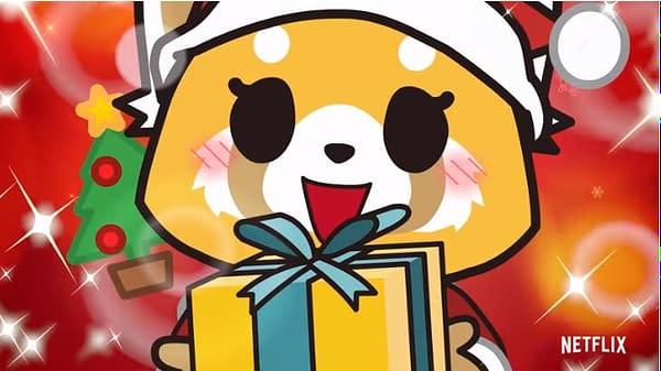 Aggretsuko: We Wish You A Metal Christmas: Retsuko Runs Wild on Netflix for The Holidays (TRAILER)