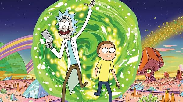 Channel 4 Takes Rick And Morty From Netflix in the UK, Will Air and Stream Season 4 Exclusively