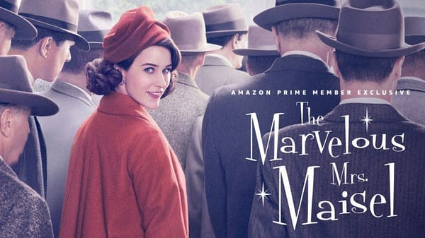 Mrs. Maisel Poster