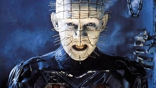 David S. Goyer Rebooting 'Hellraiser' at Spyglass