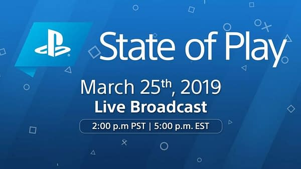 """PlayStation Announces New """"State of Play"""" Video Series"""