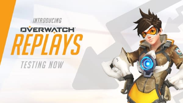 Blizzard Has Now Added Overwatch Replays To The PTR