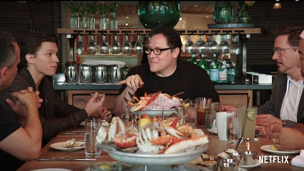 'The Chef Show': Jon Favreau Returns to 'Dinner for Five' Roots on Netflix