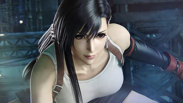 "Tifa Lockhart From ""Final Fantasy VII"" To Join ""Dissidia Final Fantasy NT"""