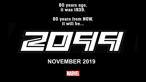 Nick Spencer Revives 2099 From Marvel Comics in November
