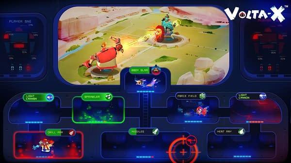 """Volta-X"" is GungHo America's First Internally Developed Game"