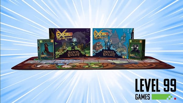"""Level 99 Games Announces """"Exceed: Shovel Knight"""""""