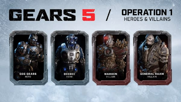 """""""Gears 5"""" Just Introduced A New Set Of Characters"""