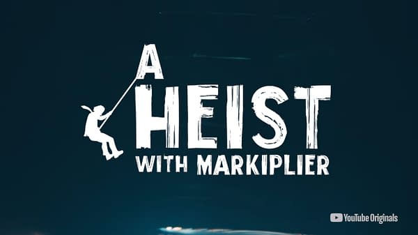 """YouTube To Release First Interactive Special """"A Heist With Markiplier"""""""