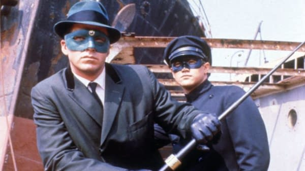 """The Green Hornet"": Amasia Entertainment Acquires Film Rights"