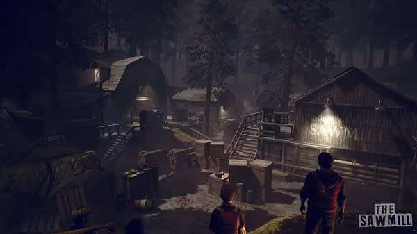 """""""Last Year"""" Releases A Brand New Map Taking You To The Forest"""