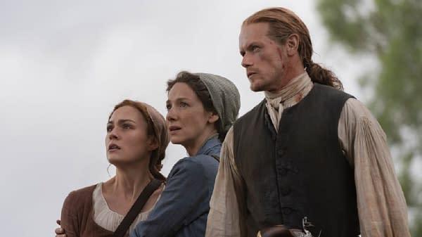 Outlander Season 5 2020 (Image: STARZ)