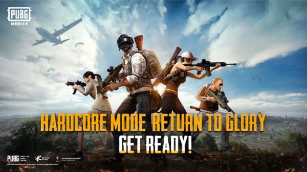 """""""PUBG Mobile"""" Just Got A Hardcore Mode With The Latest Update"""