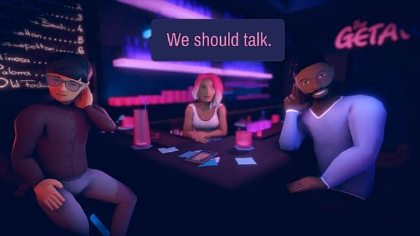 """We Should Talk"" Gets A PC & Console Release Date"