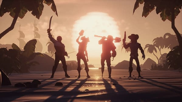 Toxicity has been an issue in Sea Of Thieves since the game started, courtesy of Rare.