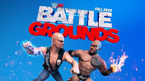 WWE 2K Battlegrounds will be coming out this fall.