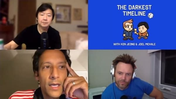 The Darkest Timeline with Ken Jeong & Joel McHale welcomed Danny Pudi to the show.