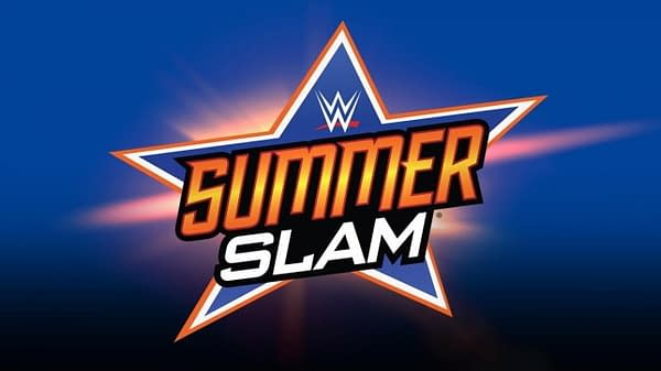 The Official Logo for WWE SummerSlam