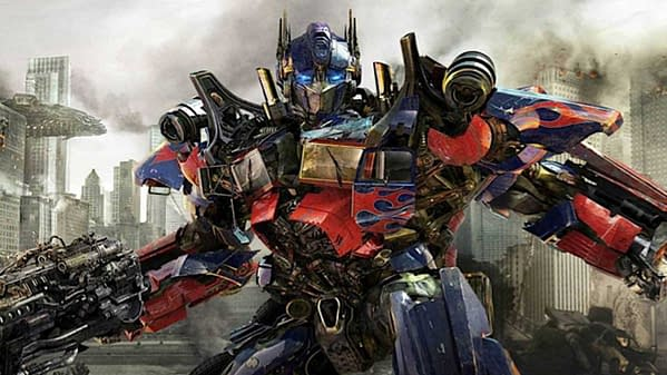 Tranformers 7 will release in 2022. Credit Paramount Pictures