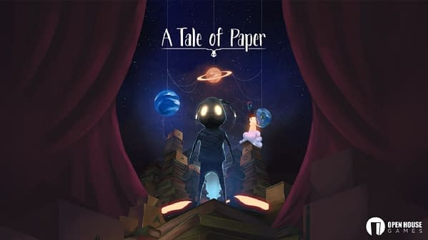 We get a slightly better look at A Tale Of Paper, courtesy of Sony Interactive Entertainment.