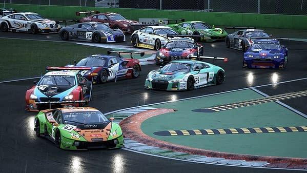 505 Games Will Show Off Assetto Corsa Competizione On June 16th