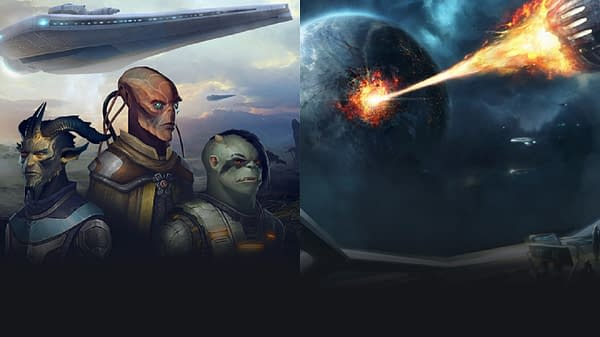 The Humanoids Species Pack and Apocalypse Expansion will be released together.