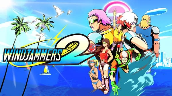 Get ready to take your skills to the max in Windjammers 2, courtesy of Dotemu.