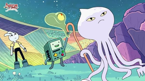 It's BMO's lasso on Adventure Time: Distant Lands (Image: HBO Max)