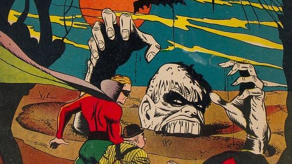 All-American Comics #61 featuring Solomon Grundy.