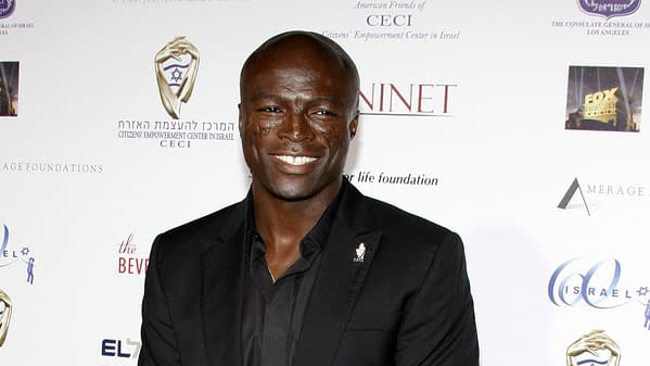 Seal at the Hollywood Celebrates 60th Anniversary of Israel held at the Paramount Studios in Hollywood, USA on September 18, 2008. Editorial credit: Tinseltown / Shutterstock.com.