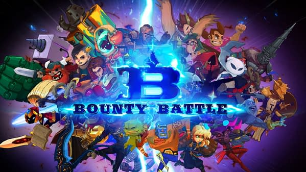 Bounty Battle mixes multiple indie game characters into a massive brawler, courtesy of Merge Games.