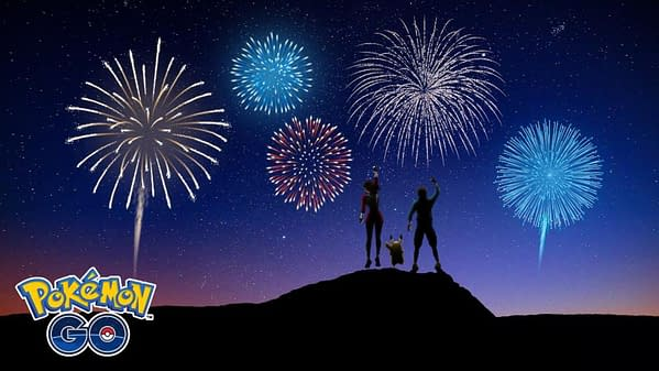 Pokémon GO Fest 2020 promo art. Credit: Niantic.