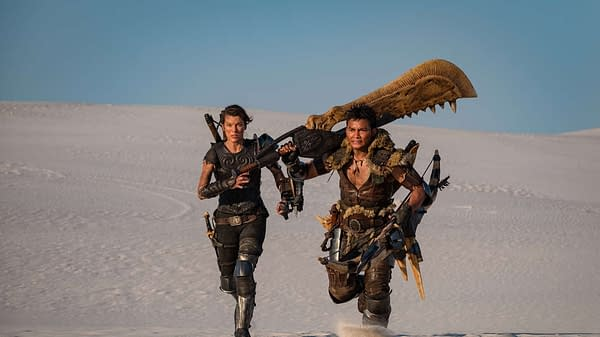 Monster Hunter Beasts Stand 50-60 Feet Tall Says Paul W.S. Anderson