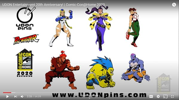 Udon @ 20: New Robotech, Rival Schools, Megaman Legends,