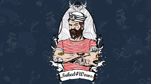 World Of Warships Celebrates National Tattoo Day With A Contest