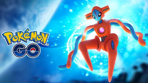 Deoxys Raid Guide with complete counters. Credit: Niantic