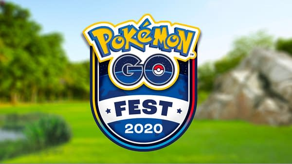 Pokémon GO Offers Another Make-up Event for GO Fest 2020. Credit: Niantic