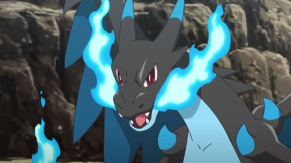 Charizard will be able to Mega Evolve into Mega Charizard X with Mega Evolution in Pokémon GO. Credit: Niantic