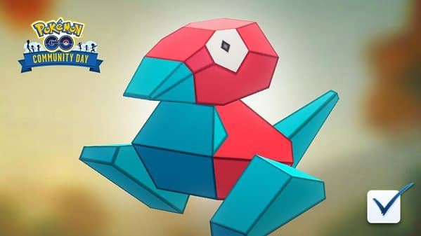 Should you vote for Porygon Community Day? Credit: Niantic