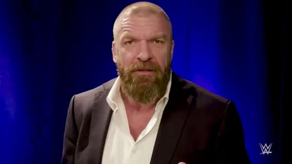 WWE executive Triple H knows COVID-19 is all about The Game and how you play it.