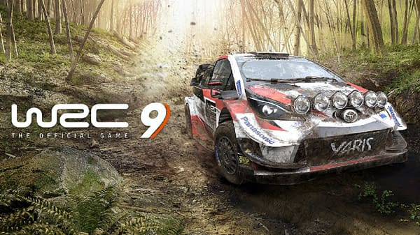 WRC 9 heads back to Japan as well as other international courses, courtesy of NACON.