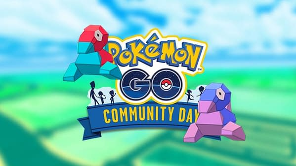 Full Decoding Porygon Research Tasks for Pokémon GO Community Day. Credit: Niantic
