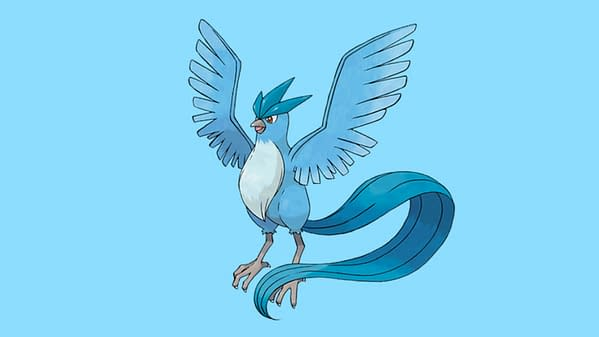 This profile tells Pokémon GO players everything there is to know about Articuno. Credit: The Pokémon Company