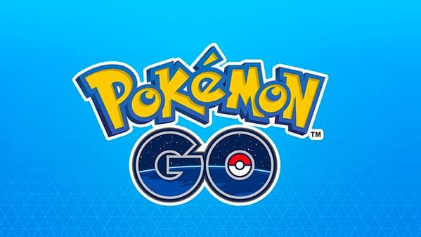 The Pokémon GO logo was shared on Twitter as Niantic announced the postponement of Pokémon GO Battle Night & Flying Cup. Credit: Niantic