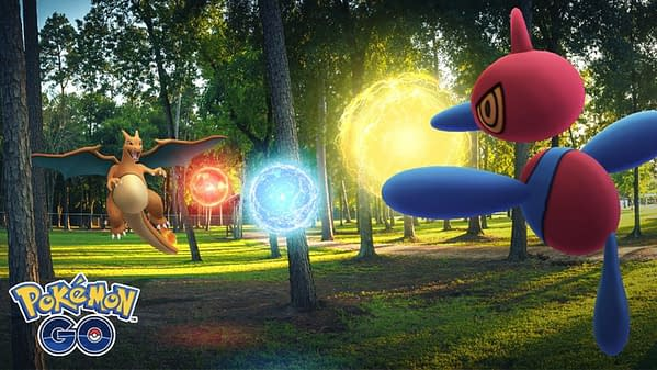 Did you have fun playing with Porygon this time around. Courtesy of Niantic.