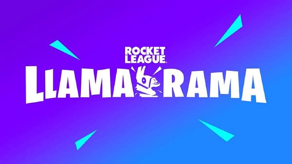 Llama-Rama will be running for the next five weeks, courtesy of Epic Games.